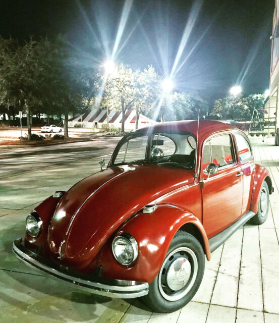 Volkswagen Beetle Vw Bug 1969 Type 1 Air Cooled Single