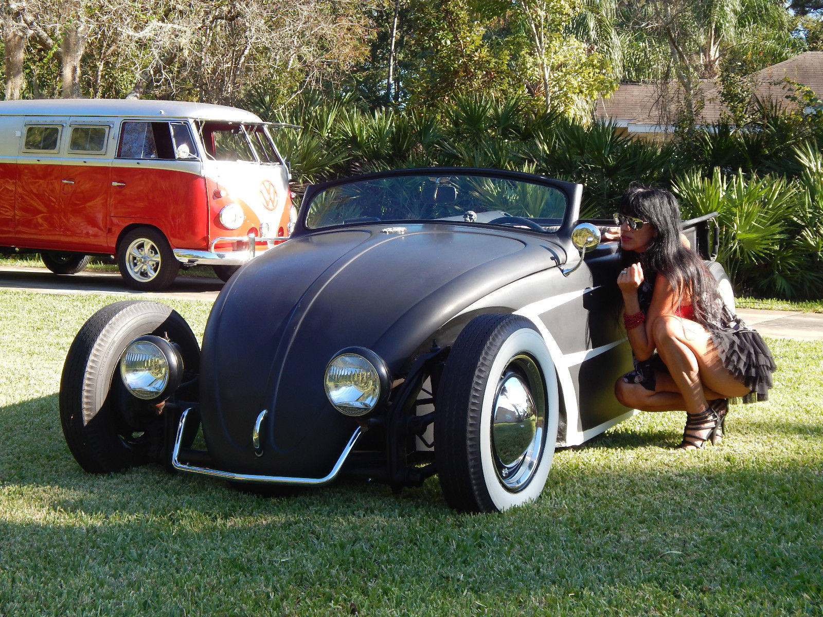 Volkswagen Rat Rod Antique Hot Rod Street Rod Dune Buggy
