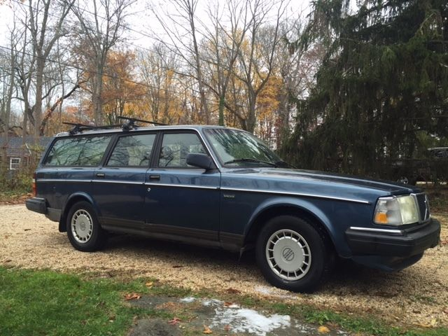 volvo 240 wagon classic volvo 240 1991 for sale. Black Bedroom Furniture Sets. Home Design Ideas