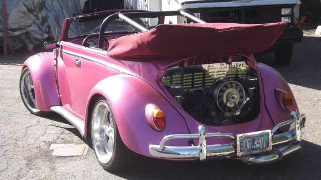 VW Custom Convert, 2498 Stroker Eng, 4 wheel Disc's, Roll Cage Fast & Fun !!! - Classic ...