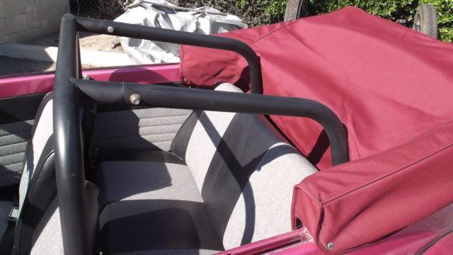 New Volkswagen Beetle >> VW Custom Convert, 2498 Stroker Eng, 4 wheel Disc's, Roll ...