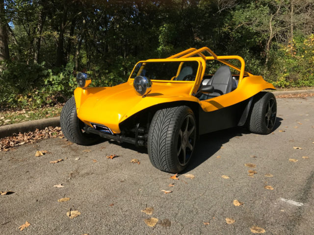 VW DUNE BUGGY 1971 ELECTRONIC FUEL INJECTION, HOT ROD ...