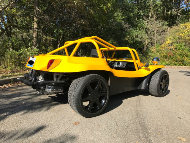 vw dune buggy  electronic fuel injection hot rod  cc street legal classic volkswagen