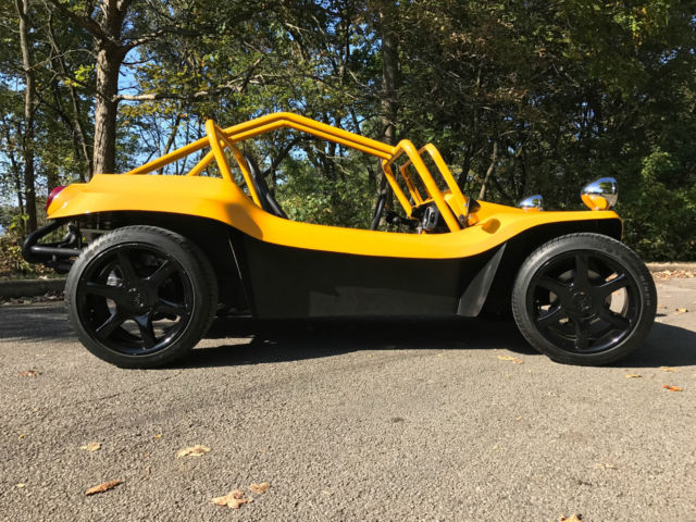 vw dune buggy 1971 electronic fuel injection hot rod 1600 cc street legal classic volkswagen. Black Bedroom Furniture Sets. Home Design Ideas