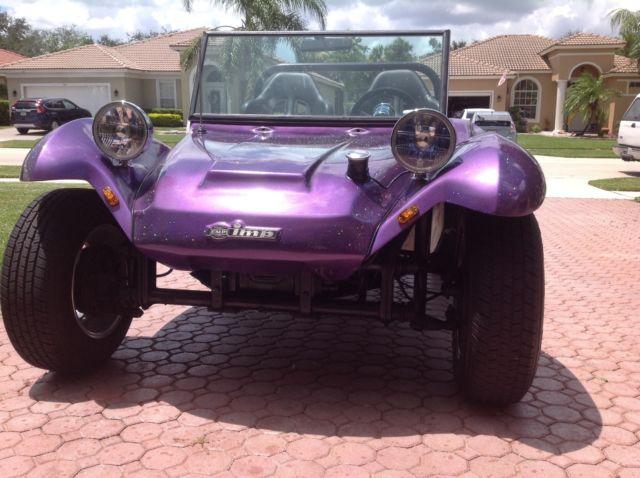 vw dune buggy classic empi imp body street legal classic volkswagen dune buggy   sale