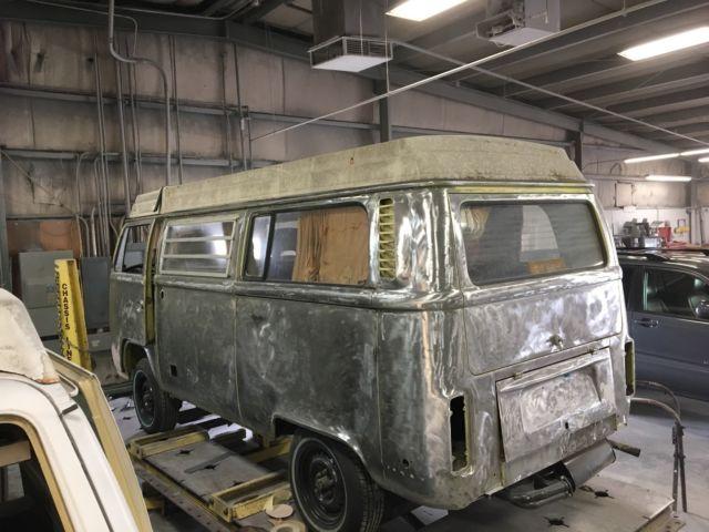 Vw Westfalia Bus Camper Van Not Vanagon Or Split Screen