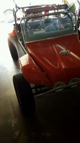 W Dune Buggy with Myers style body - Classic Volkswagen