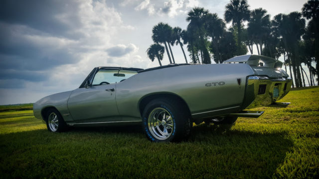 Watch Video 68 Gto Convertible Tribute Pontiac Lemans