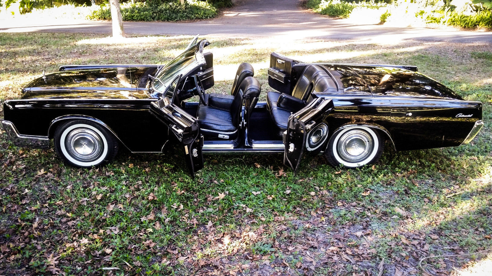 Watch Video Convertible Fully Restored Suicide Doors 61
