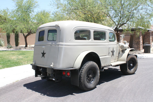 Dodge WC 53 Carry All 1942 Dodge Power Wagons Vehicles