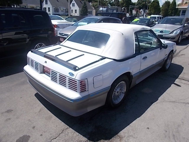 1989 Mustang Convertible Gt For Sale