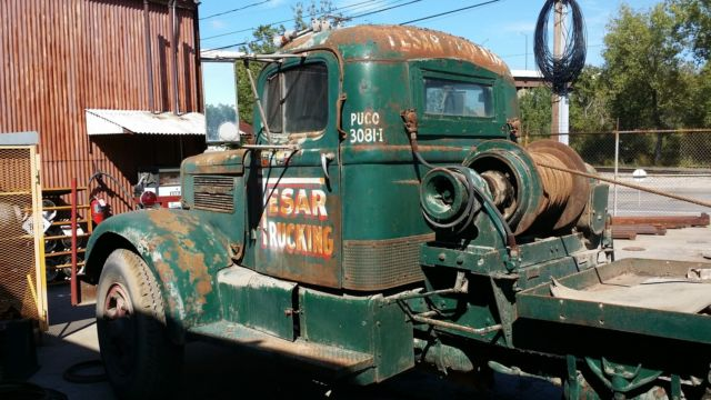 Cars For Sale In Cleveland Ohio >> White Motor 1947 White Motor Co. WB 26 Super Power Truck w ...