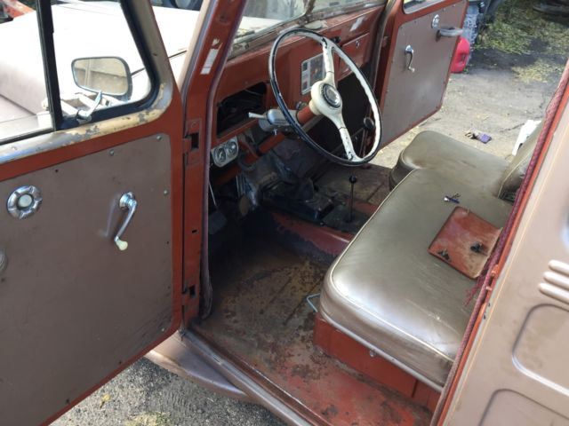 Willy's Wagon, Jeep, 4 Wheel Drive, No Reserve - Classic