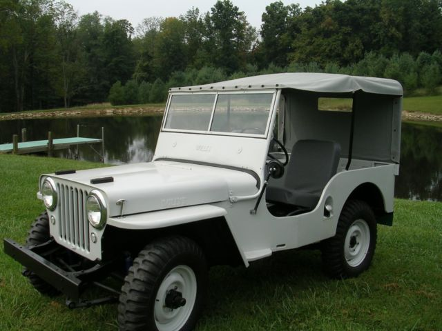 willys cj2a jeep classic willys cj2a 1947 for sale 01 jeep cherokee wiring harness #11