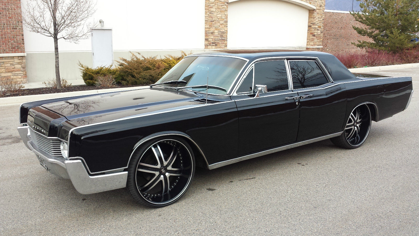 Wow 50k Miles A C Suicide Doors 1966 Lincoln