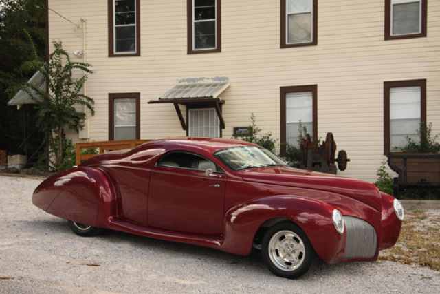 Z Car Restromod Inspired By 1939 Lincoln Zephyr Classic Other